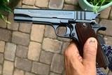 colt argentine ace 1911rare22 caliber