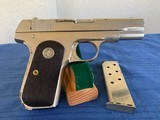 COLT 380 AUTO- early Serial number 68,214 - 8 of 11