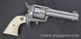 Colt SAA 3rd Gen engraved