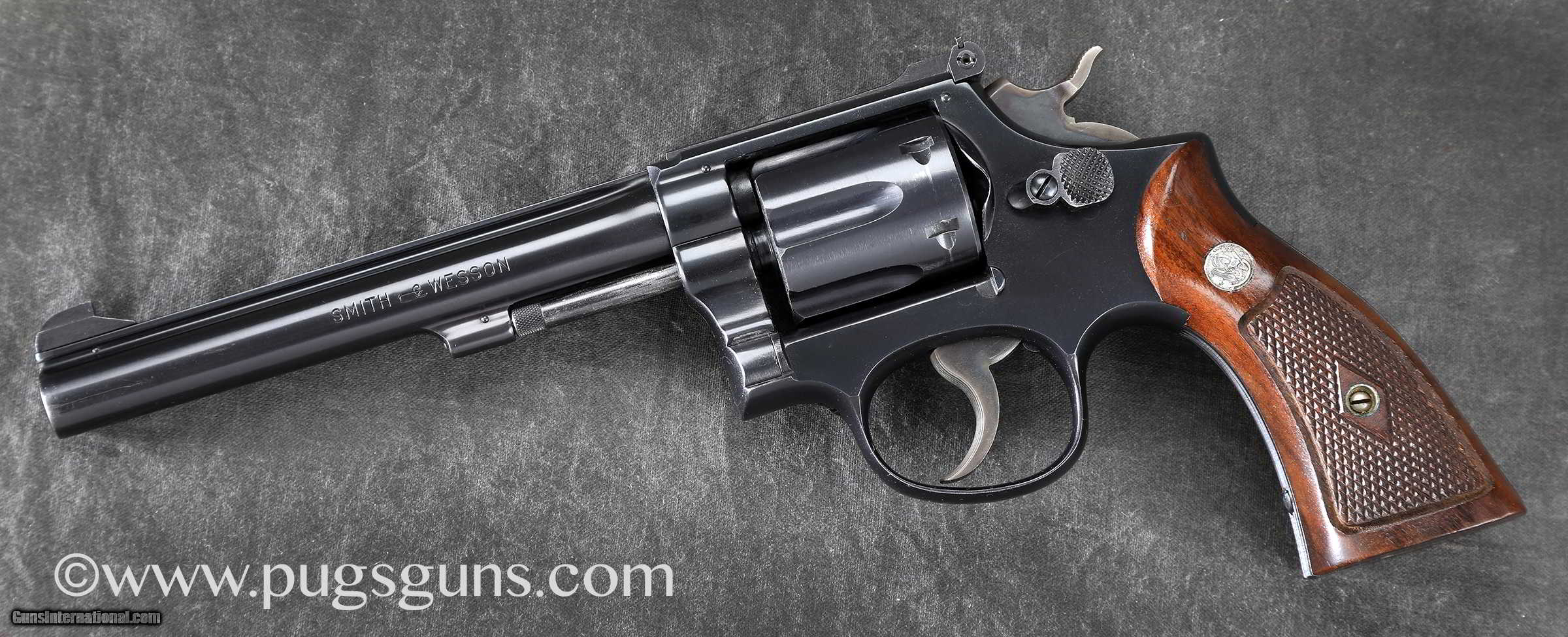 Manufacture date for Smith Wesson K-22 Serial number K340133