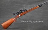 Oberndorf Mauser Luxus Sporter