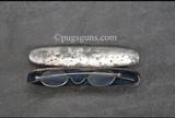 ParkerEyeglasses Case with Glasses