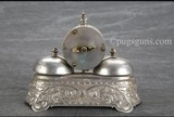 Parker Double Bell Clock - 2 of 5