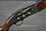 Winchester 50 Griebel Engraved
