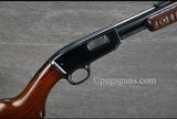 Winchester 61 Grooved Receiver