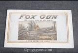 Fox Pamphlet