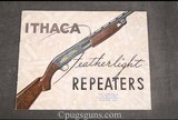 Ithaca 1953 Ithaca Repeaters Catalog - 1 of 1