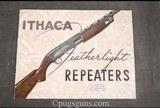 Ithaca 1953 Ithaca Repeaters Catalog