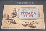Ithaca 1928 Dealer's Counter Catalog