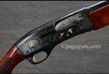 Remington 11-48 Custom Engraved