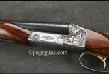 Winchester 21 Griebel Engraved - 2 of 12