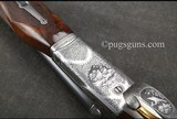 Winchester 21 Griebel Engraved - 8 of 12