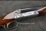 Winchester 21 Griebel Engraved - 1 of 12