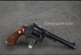Smith & Wesson K22 with Gold Box