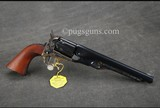 Colt 1860 Blackpowder Series