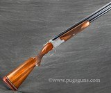 Browning Superposed Pigeon 2 Barrel Set