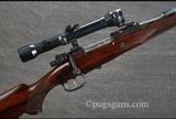 Mauser Custom by Walter Kolouch(with bayonet)