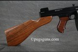 Standard Manufacturing 1922 Tommy Gun (Select Wood)50 round drum magazine. - 4 of 7