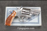 Smith & Wesson 19-4 (2 1/2 inch)