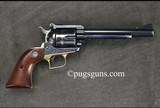 Ruger Blackhawk Brass Frame