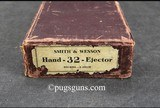 Smith & Wesson 32 Hand Ejector 3rd Model with box and factory letter - 7 of 9