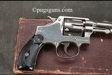 Smith & Wesson 32 Hand Ejector 3rd Model with box and factory letter - 3 of 9