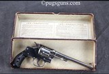 Smith & Wesson 32 Hand Ejector 3rd Model with box and factory letter - 6 of 9