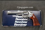 Smith & Wesson 19-6 Nickel - 3 of 5