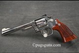 Smith & Wesson 19-6 Nickel - 2 of 5