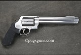 Smith & Wesson 500 with box