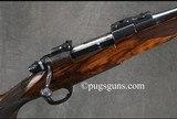 Winchester 70 Clayton Nelson Custom 2 Barrel