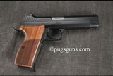 Sig Sauer P210 with extra magazines