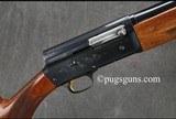 BrowningA5 Skeet 20 gauge vent rib presentation - 1 of 7