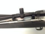 SAVAGE MODEL 116 7mm REM. MAG with NIKON 6-J8X40 SCOPE - 4 of 14