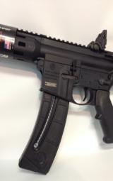 Smith & Wesson M&P15-22 .22LR Caliber 25 Round - 4 of 12