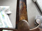 U.S. CAVALRY 1796 SABER, 13 STARS,WARRANTED, GOLD WASHED ,LIBERTY HAT ,PIKES,HORN, BLUED, IVORY GRIP, 31 INCHES - 6 of 15