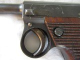 1935 rarer Type 14 Small trigger guard, 5,648 made that year,minty ,blued front to back - 3 of 15