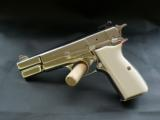 BROWNING HIGH POWER 1979 MIRROR FINISH - 2 of 8