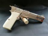 BROWNING HIGH POWER 1979 MIRROR FINISH - 1 of 8