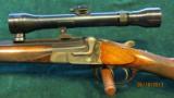 Sodia Ferlach Single Shot Anson & Deeley Boxlock Action in 8x57 JRS - 2 of 6