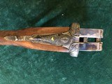 W Foerster Royal Gunmaker 12 gauge shotgun -made by Royal Gunmaker to the King - appr 1920 - 4 of 8
