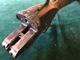 W Foerster Royal Gunmaker 12 gauge shotgun -made by Royal Gunmaker to the King - appr 1920 - 5 of 8