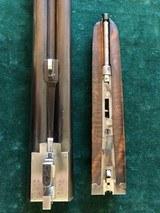W Foerster Royal Gunmaker 12 gauge shotgun -made by Royal Gunmaker to the King - appr 1920 - 8 of 8