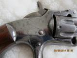 SMITH&WESSON Model # 1- Third Issue.22 cal shortRevolver - 8 of 8