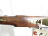 ANTIQUE PERCUSSION PISTOL- By