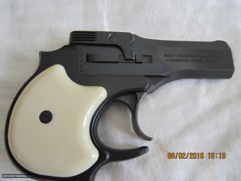 HI STANDARD DERRINGER MODEL DM-101 (The First Model