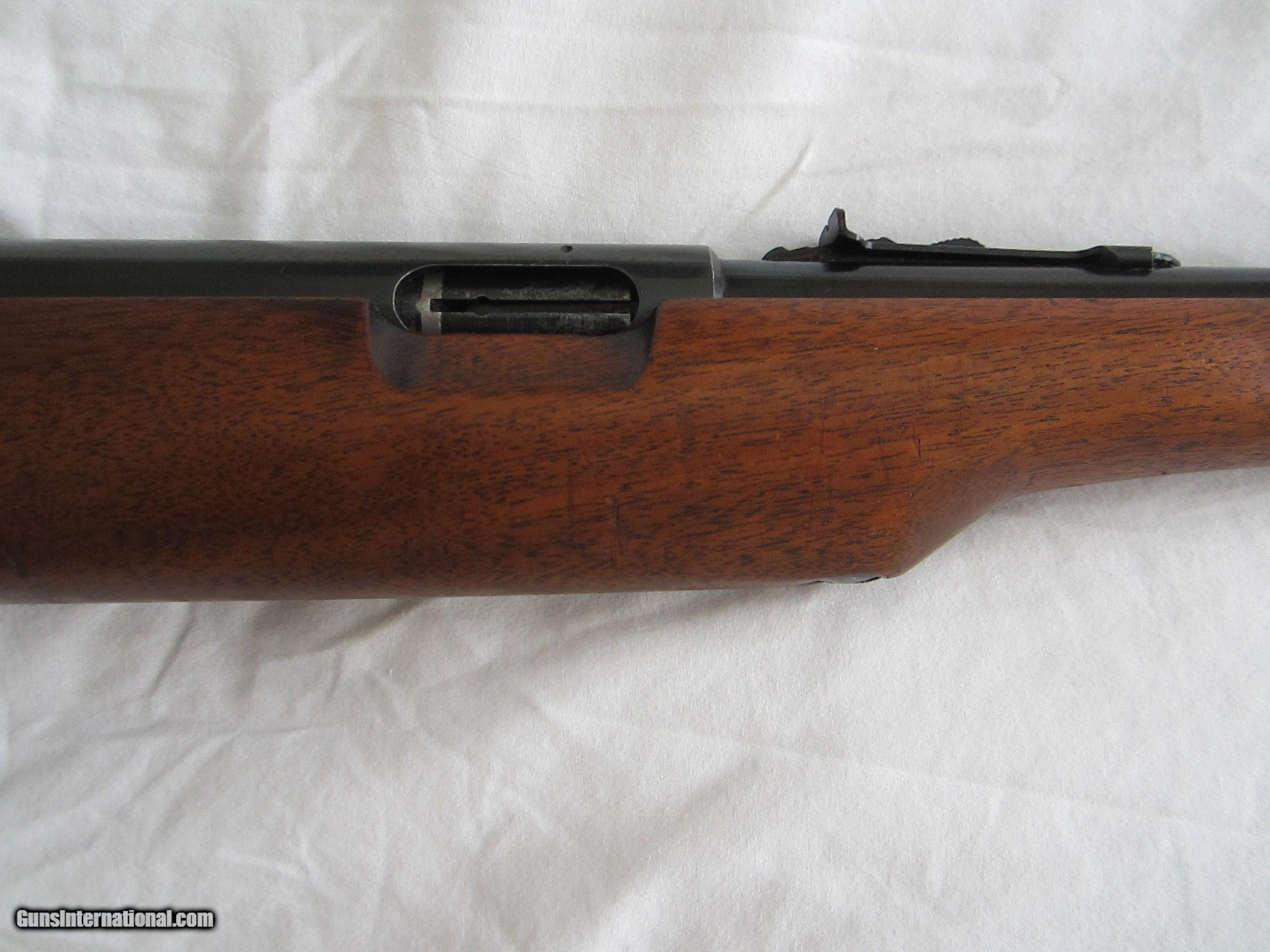 winchester model 74 22 long rifle serial numbers