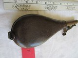 5AntiqueLeather Shot Flasks(sold separately) - 9 of 15