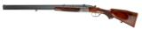 GERMAN O/U SHOTGUN/RIFLE COMBINATION GUN