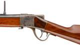 Sharps Model 1878 Borchardt Officers Model - 2 of 3